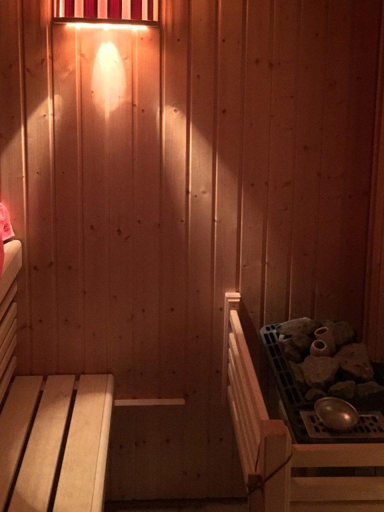 Der Saunaofen