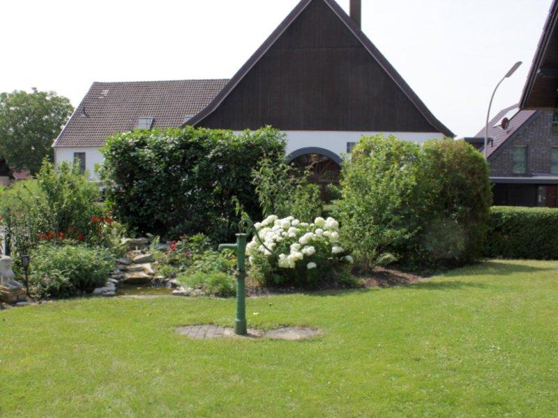 Erholen im Garten